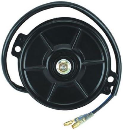 130-Watt American Volt Upgrade 3-bolt Hole 12-Volt Electric Radiator Cooling Fan Motor High Performance Upgrade for 16 Inch Size