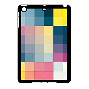 Creative Geometric DIY Cover Case with Hard Shell Protection for Ipad Mini Case lxa#881197