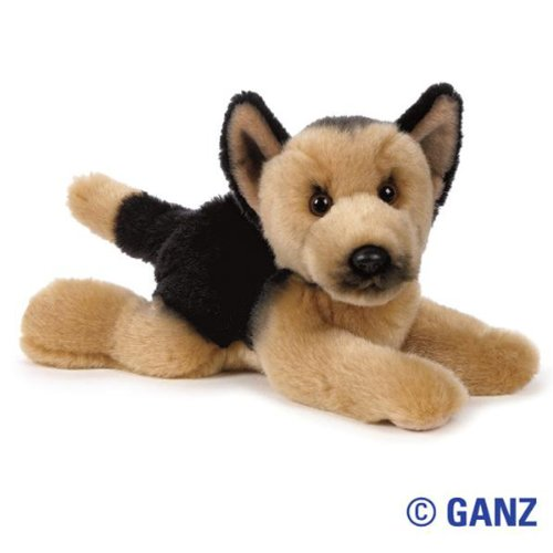 Webkinz Smaller Signature German Shepherd