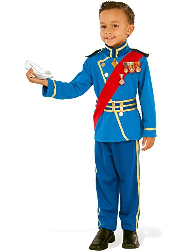 Rubies Costume Child's Royal Prince Costume, Large, Multicolor