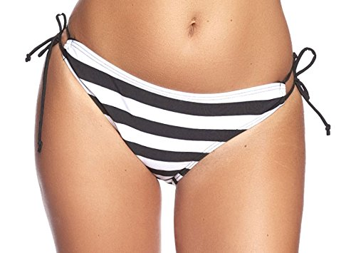 Figura decorativa, diseño de slip en diferentes colores fine Oct-f3756-S10-mar negro/blanco de rayas