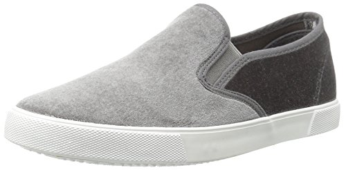 Qupid Women's Ryian-01 Fashion Sneaker, Grey, 7 M US