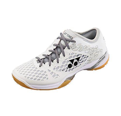 Yonex Badminton Shoes (Yonex 03 Z Men White 2018 New Badminton Tennis Shoes (M8 (26.0cm)))