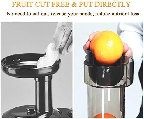 argento Macchina commerciale della frutta e della verdura degli spremiagrumi della macchina della spremuta a macchina del succo calibro grosso automatico di CGOLDENWALL