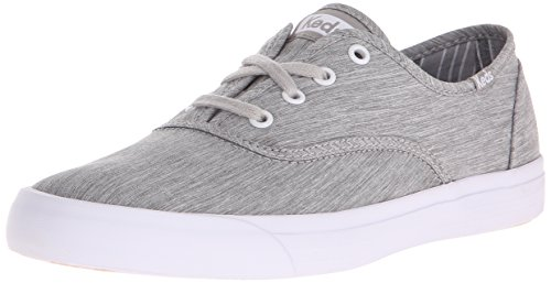 Keds Women's Triumph Nylon Fashion Sneaker, Drizzle Gray, - Keds Shoes Womens Star