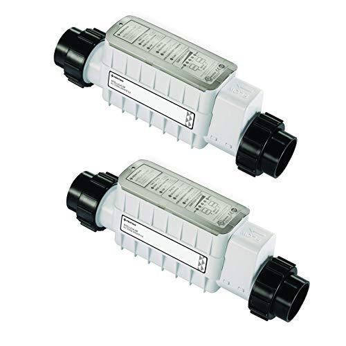 Pentair IntelliChlor IC60 Salt Chlorine Generator Electrolytic Cell (2 Pack) ()