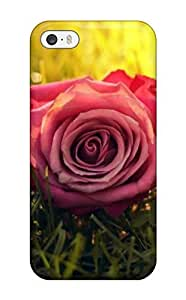 Perfect Fit IWRTQxE6936DlHFX Beautiful Flowers Case For Iphone - 5/5s