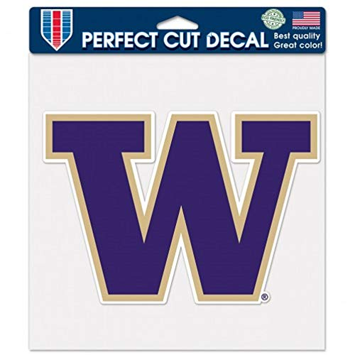 WinCraft Washington Huskies Full Color Die Cut Decal - 8