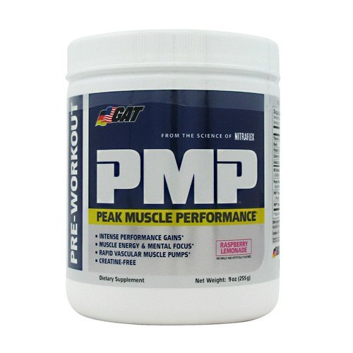 GAT PMP - Raspberry Lemonade - 30 Servings