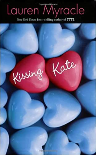 Image result for kissing kate lauren myracle