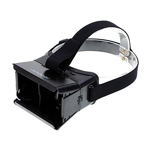Andoer Universal 3D Vr Virtual Reality Video Movie Game Brille für iPhone Samsung 3,5 ~ 6