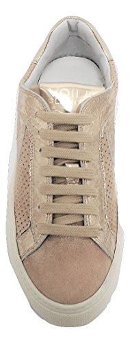 Voile Blanche , Damen Sneaker ORO-BEIGE 38