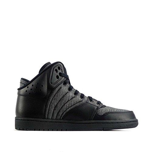 5 44 EU Negro Schwarz Basketballschuhe Grau 1 Herren Flight Schwarz Nike Jordan 4 Schwarz xwavZPZSzq