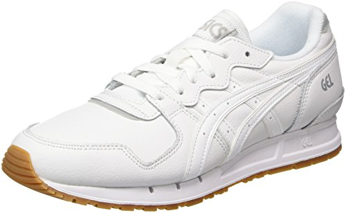 Asics Gel-Movimentum, Chaussures de Running Femme Blanc Cassé (Whitewhite 0101)
