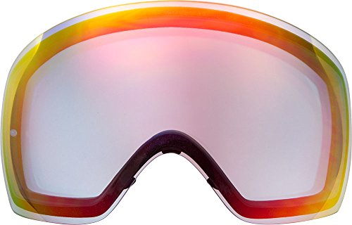 36ff33ae5d ZERO Replacement Lenses For Oakley Flight Deck Snow Goggle Ruby Clear