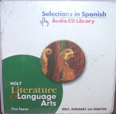 Audio Cd Library: Selections in Spanish (10 Cd's) (Literature & Language Arts: First Course, Grade 7) pdf epub