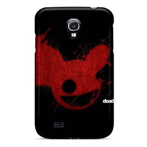 High Grade JeffMclaren Flexible Tpu Case For Galaxy S4 - Deadmau5