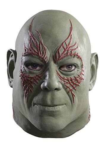 Morris Costumes Men's Drax The Destroyer Mask,