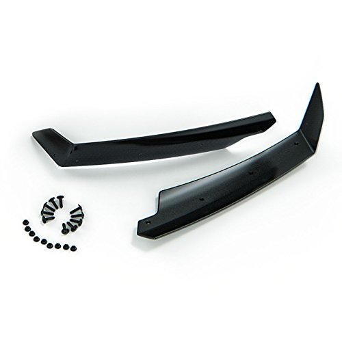Corvette C7 Z06 Grand Sport Stage 2 Wicker Bill Spoiler Conversion Kit Upgrade from Stage 1 OEM GM
