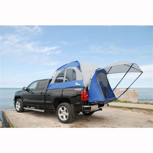 Sportz Truck Tent Blue/Grey (Compact Short 6-Feet Box)
