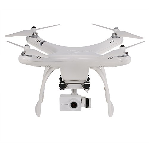 Upair One Plus 16MP Camera 4K Brushless 5.8G FPV Quadcopter 2-Axis Gimbal Professional Aerial Photography GPS Drone RTF