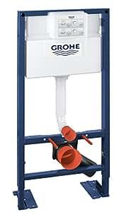 Grohe Rapid SL - Cisterna empotrada para WC (6-9 l), 1 m