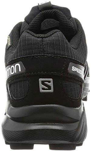 Scarpe Da Corsa Salomon Mens Speedcross 4 Gtx Trail Nere