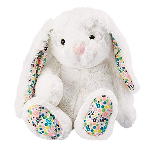 Floppy Bunny - Juvale Stuffed Bunny with Floppy Ears, Plush Animal Rabbit Toy for Kids and Easter Gifts, 13 x 6 x 19 Inches