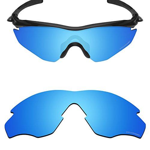 Mryok  Resist Seawater Replacement Lenses For Oakley M2 Frame Sunglasses   Opt
