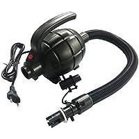 Air Compressor Electric Air Tumbling Track Gym Pump Gymnastics Mats Pump Electric Air Pump-Black