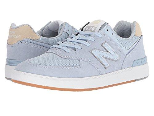 [new balance(ニューバランス)] メンズランニングシューズ?スニーカー?靴 AM574 Cashmere/Tan 13 (31cm) D - Medium