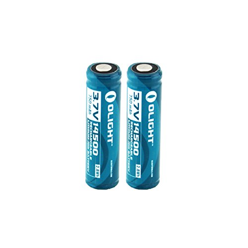 Olight Protected Rechargeable Batteries Flashlight product image