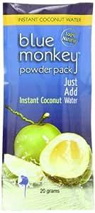 Blue Monkey Instant Coconut Powder Mix, 200 Gram Package, 7.05 Ounce