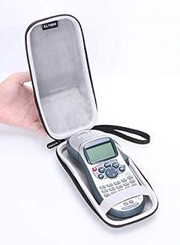 LTGEM EVA Hard Case for DYMO LetraTag LT-100H Handheld Label Maker (1749027)