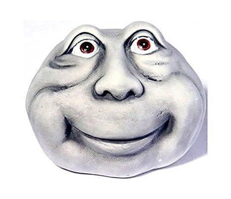 Deko viso effetto pietra pietra viso pietra testa testa decorazione