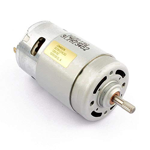 - NW 150W 775 DC Motor 120V/10000RPM Large Torque High-Power Motor Spindle Motor