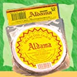 Aldama Obleas Con Cajeta (Large Milk Candy Wafers) 5pc in Pack