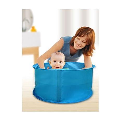 Saro - Bañera plegable - Plato de ducha especial: Amazon.es: Bebé