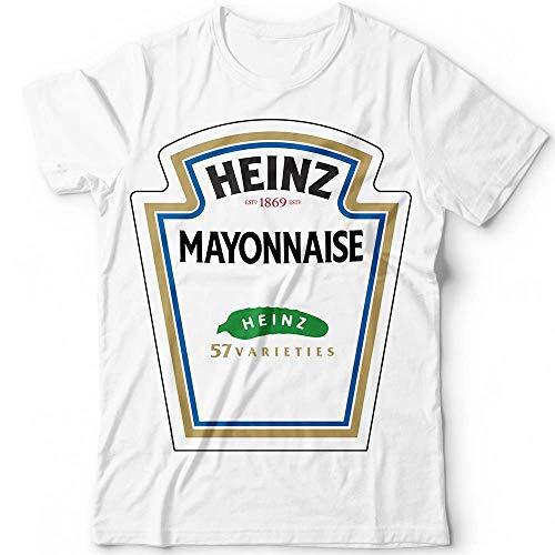 Mayonnaise Funny Mayo Halloween Costume Got Mayonnaise Customized