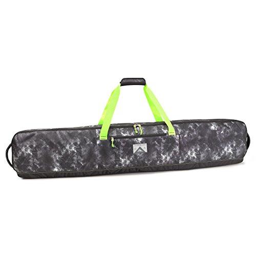 nowboard Bag, Atmosphere/Black/Zest (Padded Snowboard Bag)