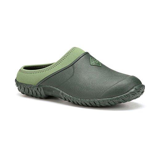 Womens Muckster Shoes Clog Moss Muck Rubber Green 8wSqdTSza