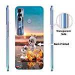 Funky Printed Back Cover for Tecno Spark 7 Pro (Design no.NS141)