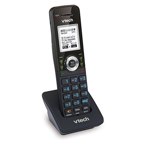 VTech AM18047 Accessory Handset for VTech 4-Line Expandable Small Business Office Phone ()