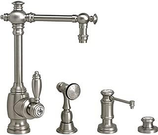 product image for Waterstone 4700-3-AC Towson Prep Faucet 3pc. Suite Antique Copper