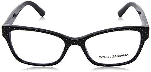 Dolce & Gabbana - PRINTED DG 3274, Géométriques acétate femme