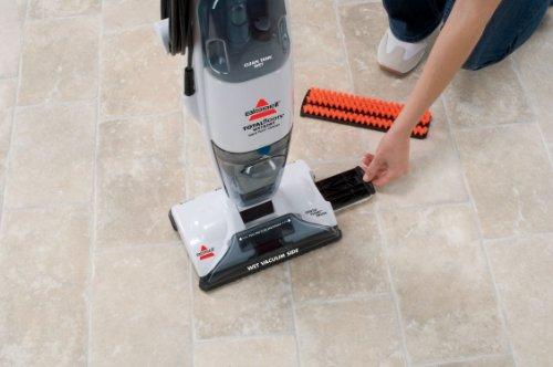 BISSELL Total Floors Wet U0026 Dry Hard Floor Cleaner, White, 2949: Amazon.ca:  Home U0026 Kitchen