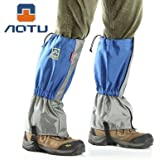 Zorbes AOTU Paired Skiing Hiking Leg Protective Guard Gaiters