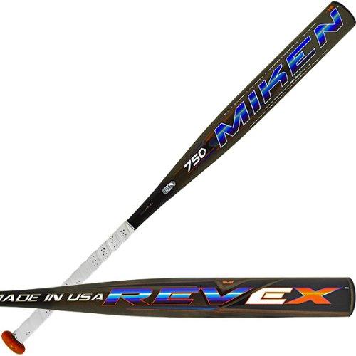 Miken 2014 REV-EX YRVX12 Baseball Bat (-12)