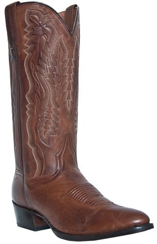 Dan Post Mens Sabire 13 Bottes De Cow-boy Rouille