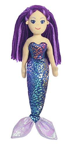 Aurora World Sea Sparkles Marika Mermaid Plush -